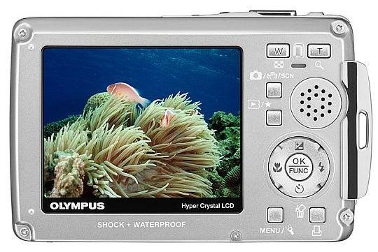 Olympus Stylus u770SW: Tough Camera, More Pics