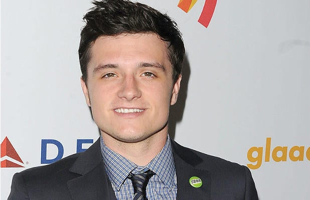 Hunger Games star Hutcherson Organises New Campaign for LGBT Youth