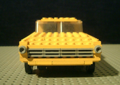 Lego American Muscle: Lego Cars