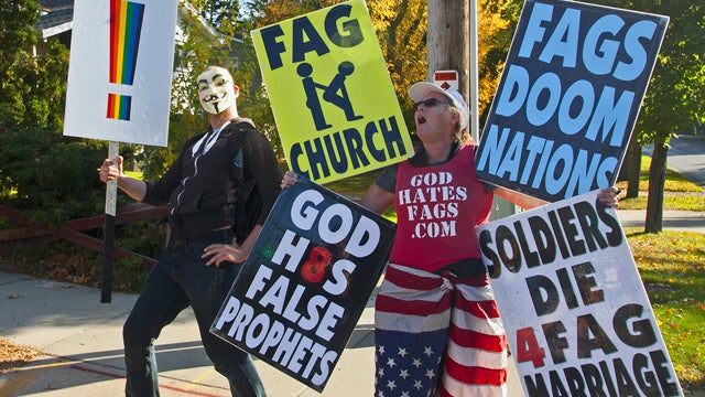 How Do You Deal with Public Displays of Homophobia?