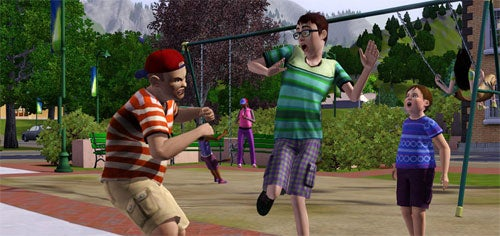 Sims 3 Will Be Out In February 2009