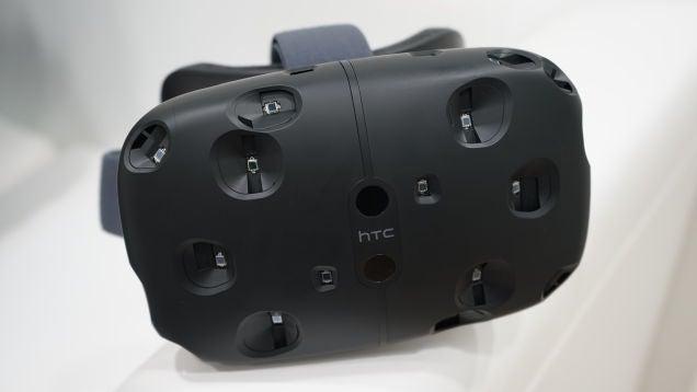 He probado la realidad virtual del HTC Vive, y ahora ya no quiero volver