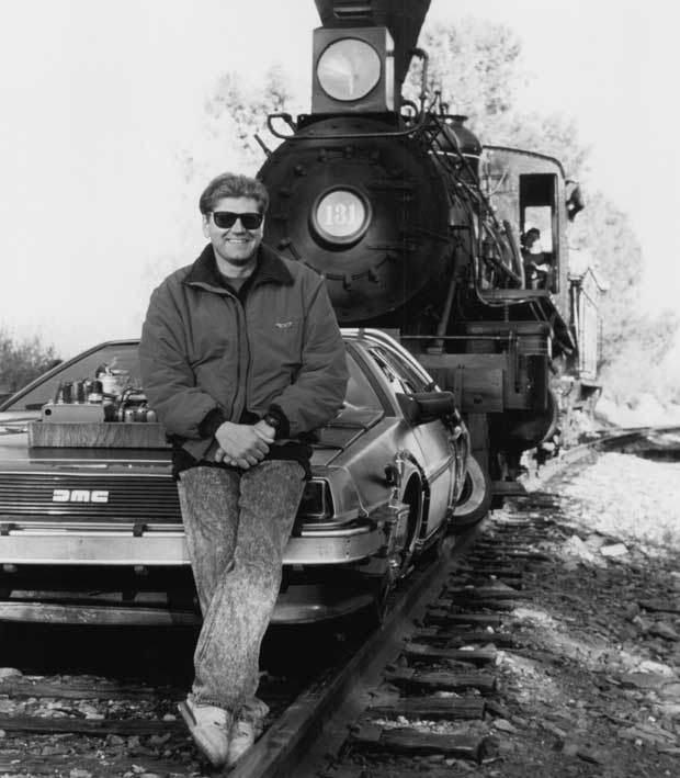 DeLorean DMC-12 : La historia real de un auto de culto