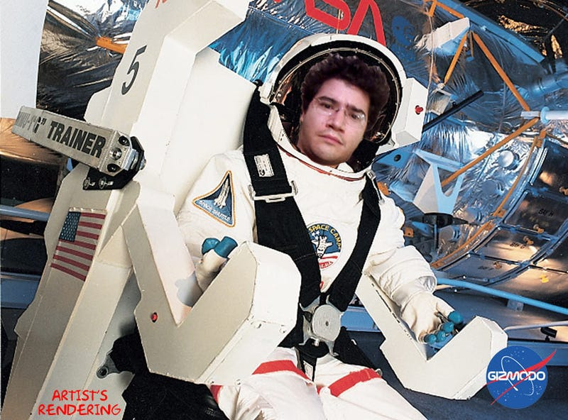 Confessions of a Space Camp Alum
