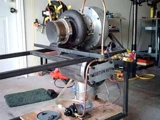 How To Build Your Very Own Jet Engine