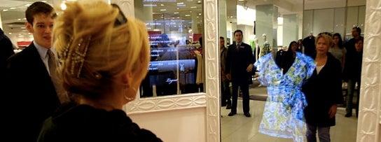 Interactive Mirrors Debuting at Bloomingdales