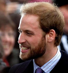 Prince William Grew A Beard, And Other Scenes From A Slow News Day