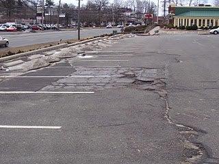 Connecticut's Ghost Parking Lot