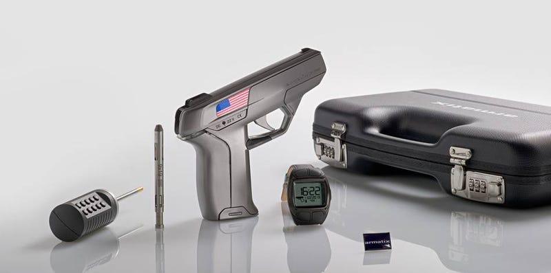 Gun Shop Cancels Sale of Smart Gun After Owner Receives Death Threats