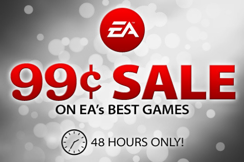 EA iPhone Games Are On Sale For 99 Cents