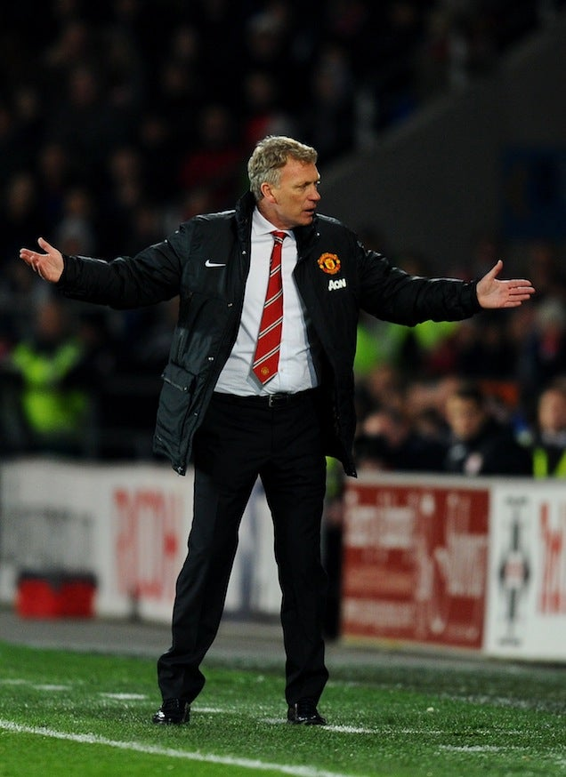 Reports: David Moyes To Be Sacked Any Day Now; A Gallery ...