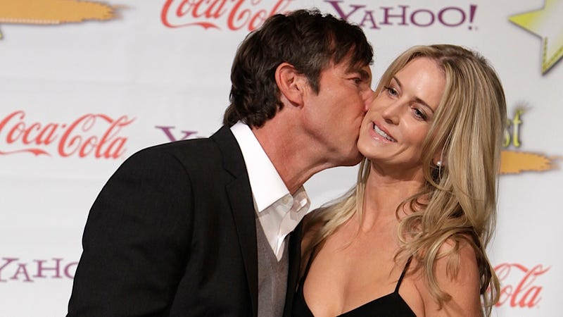Dennis and Kimberly Quaid Signed Their Divorce Papers a Little Too Hastily