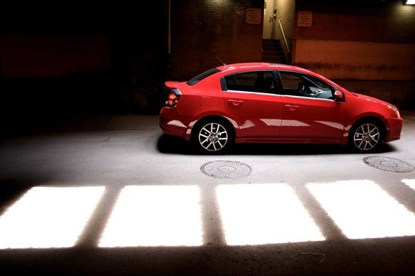 2008 Nissan Sentra SE-R Spec V, Part One