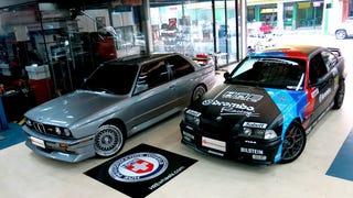 HRE + BMW = OMG
