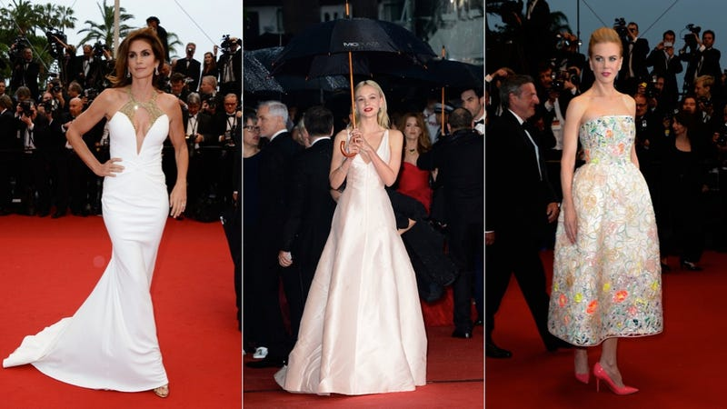 The Gorgeous Gowns of the Cannes Opening Ceremony