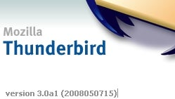 First Look at Thunderbird 3 Alpha 1