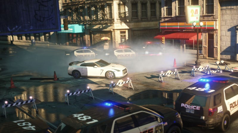 Seven Reviewers Love Zooming Around In Circles In Need for Speed: Most Wanted