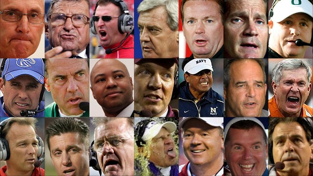 Introducing Deadspin's College Football Top 25 Or So