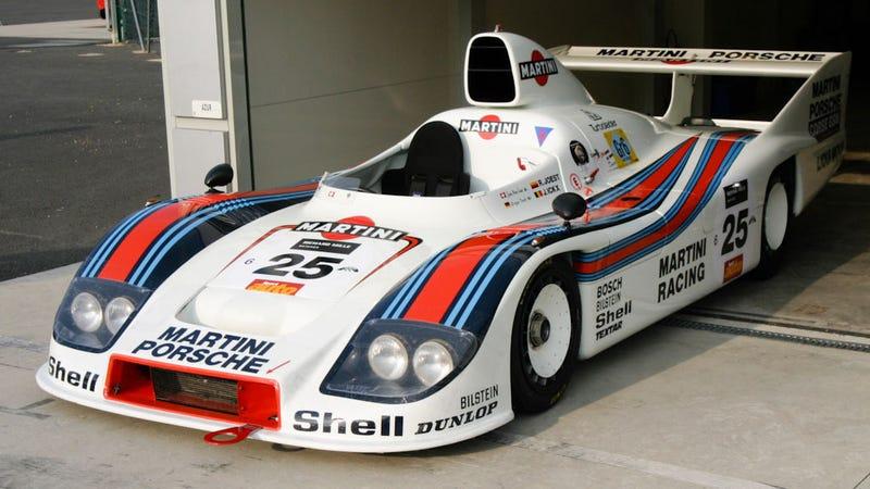 The Privately Designed Car That Beat Porsche At Le Mans