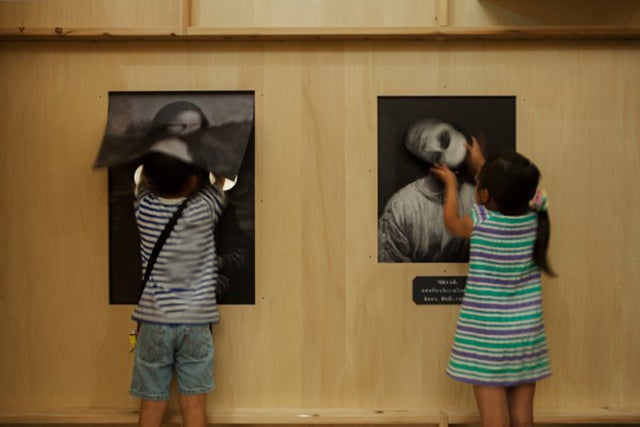 This Museum's Interactive Exhibit Tricks Kids Into Art Appreciation