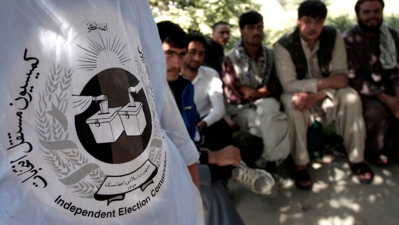 Taliban Use Twitter to Brag About Shooting Election Official