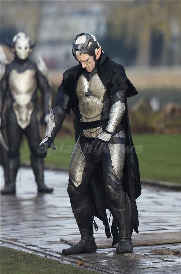 Thor: The Dark World Dark Elf Photos