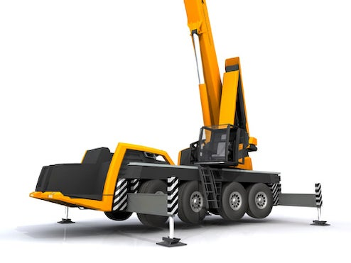 LYNX Mobile Crane Concept Gives Driver A View