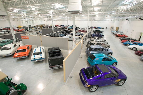 GM To Auction Near-Classics From Corporate Museum