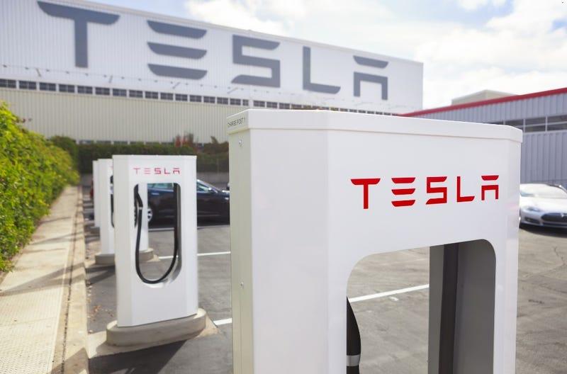 Tesla Bonds Given 'Junk' Status