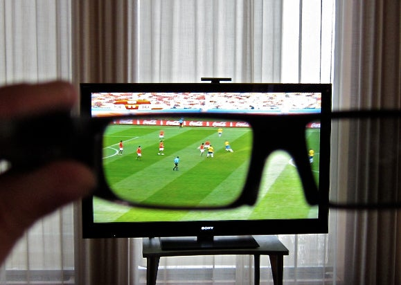 Watching the World Cup in 3D: The (More) Beautiful Game