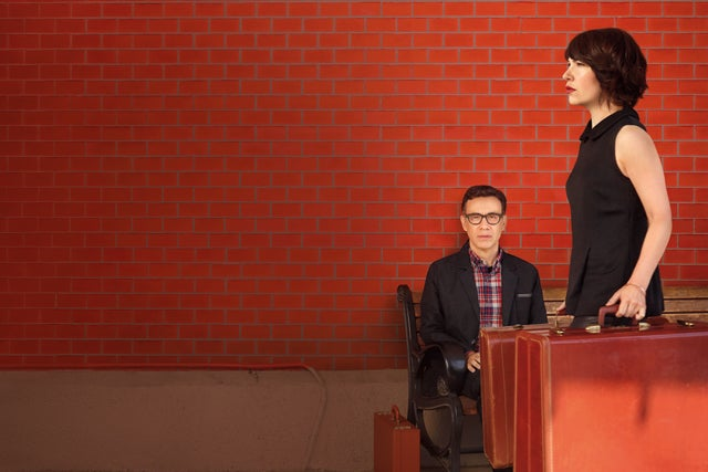 Fred Armisen and Carrie Brownstein on the Return of Portlandia