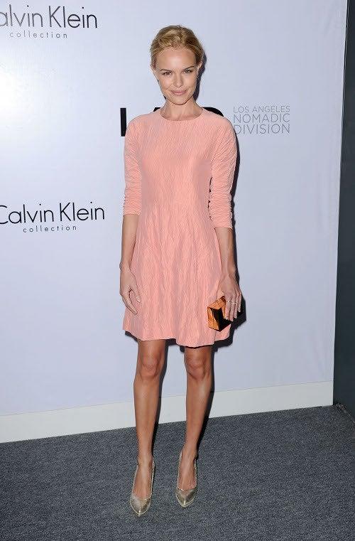 Jared Leto Terrifies At Calvin Klein Art Event