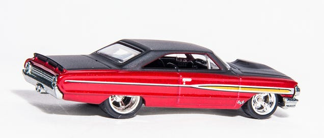 2010 Hot Wheels Garage: Custom '64 Galaxie 500