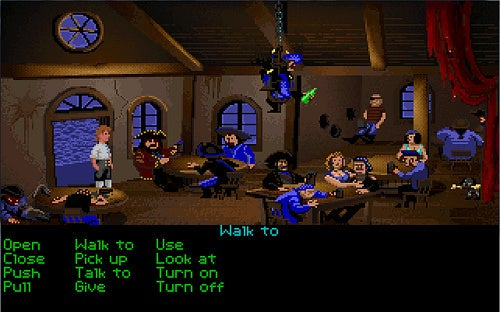 I Pitched A Monkey Island Movie to Hollywood