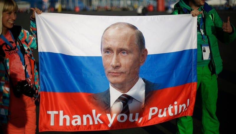 Russia Crushes Sochi Medal Count, U.S. Did Fine