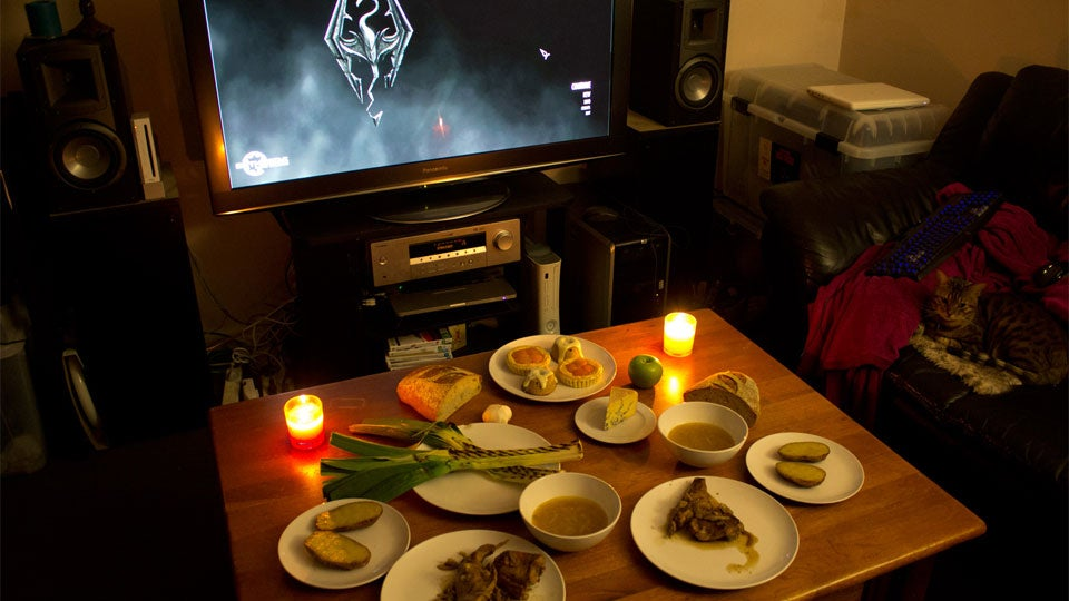 In game food skyrim food in real life there is even a khajiit on the couch forumfinder Images