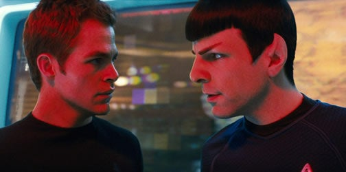 Zachary Quinto Fulfills Your Trek Slash Fantasies