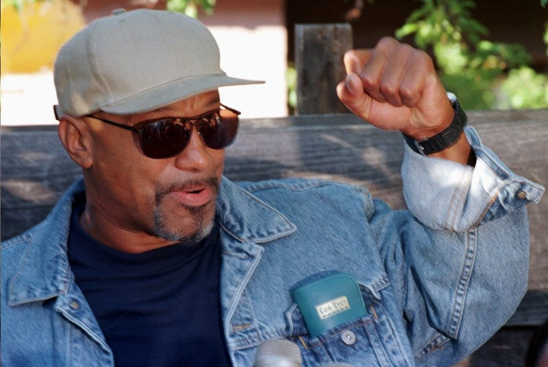 Persecuted Black Panther Geronimo Pratt Dies