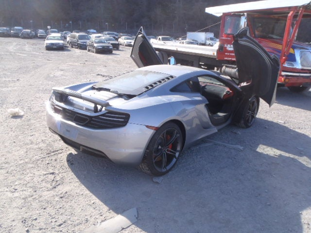 You Can Buy A McLaren 12C For $37,000 But Maybe You Shouldn't