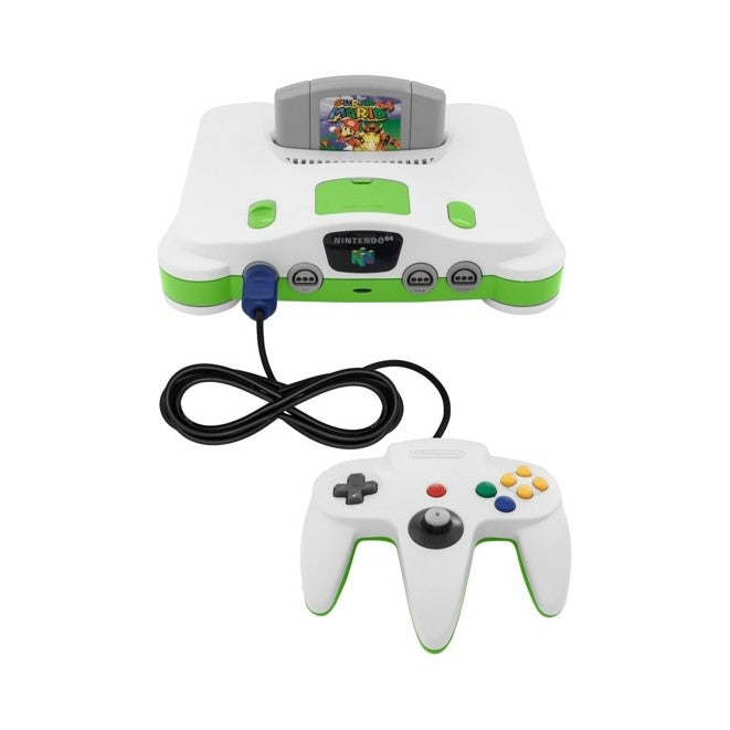 Only The French Could Make An N64 This Pretty
