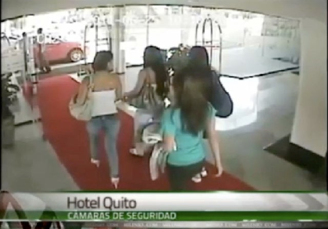 """Hotel Prostitutes"" Get Mexican Soccer Players Sent Home From Copa America"