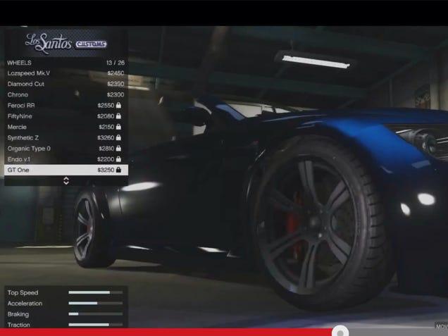 Нажмите, для просмотра в полном размере. Тюнинг машин и оружия в GTA 5. &q