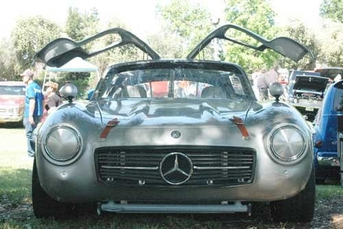Shady Grass, Superchargers, Kids Screaming: It's A Sunday Car Show In Anytown U.S.A.