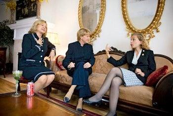 House Of Congresswomen Sounds Way Cooler Than C-Street