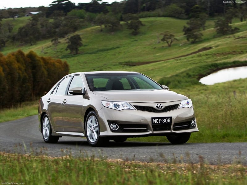 2013 Toyota Camry: The Enthusiasts Review