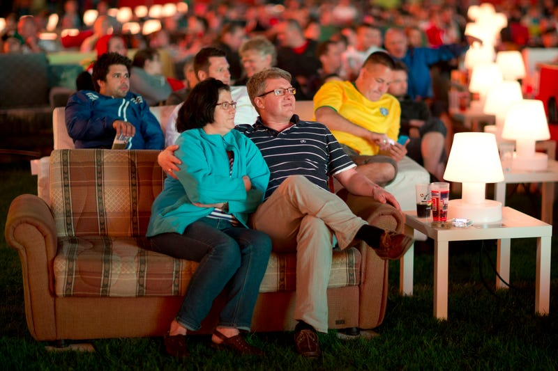 No World Cup Viewing Party Is Cozier Than Berlin's