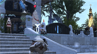<i>FFXIV</i> Community Holds Massive Vigil For A Dying Player