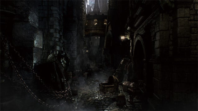 Bloodborne is So Much Like a Souls Game, It's Spooky