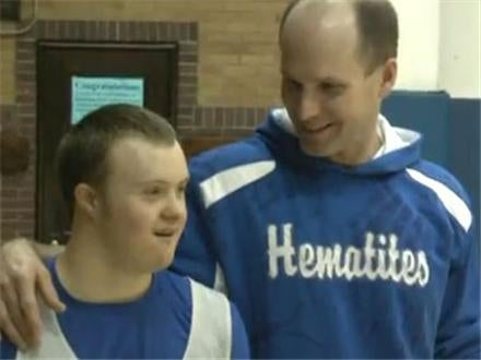 High School Basketball Player With Down Syndrome Barred From Team Because He's Too Old