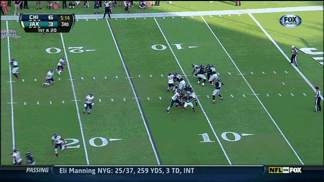The Colts Discount Double Checked And B.J. Raji-Shuffled All Over The Packers: Your Sunday NFL GIF Roundup